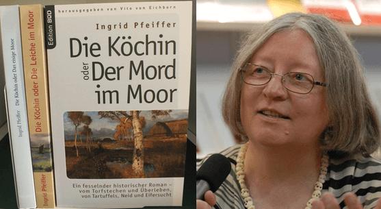 Lebendige Lesung im MoorIZ Ahlenmoor